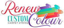 Renew Custom Colours Logo